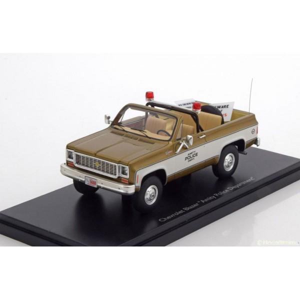 Chevrolet Blazer Amity Police Department
