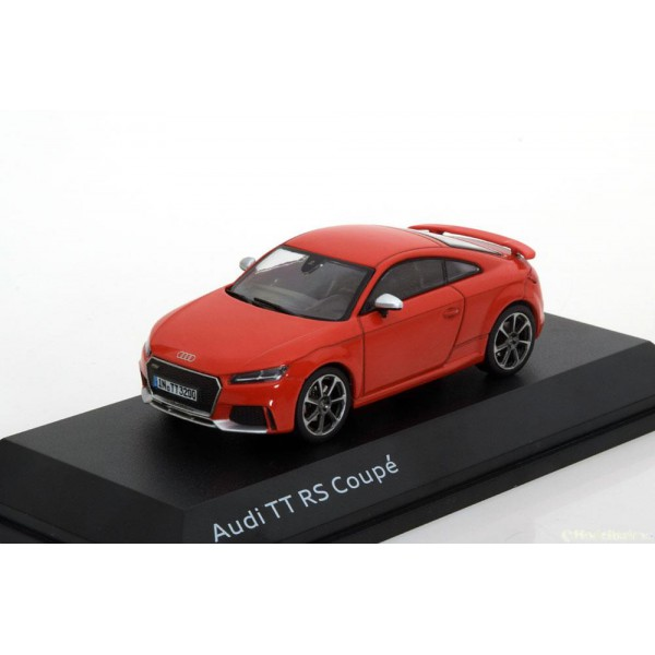 Audi TT RS Coupe red
