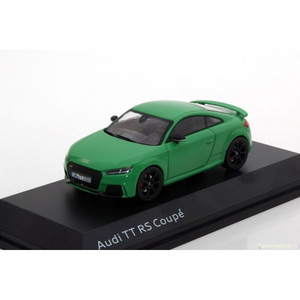 Audi TT RS Coupe green