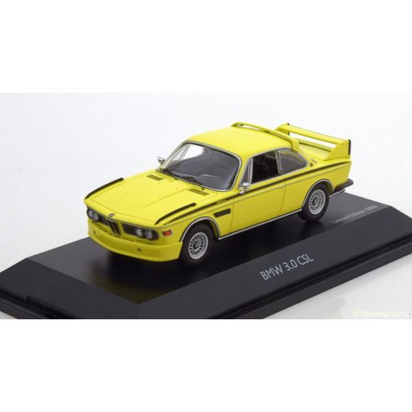 BMW 3.0 CSL E9 lightyellow