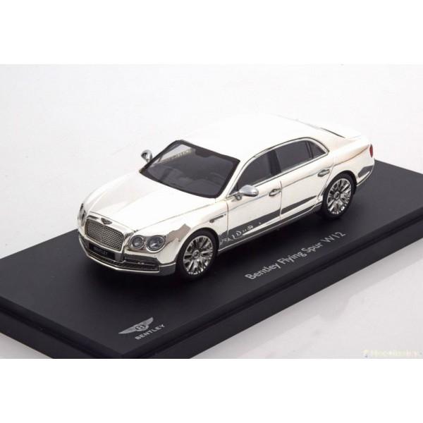 Bentley Flying Spur W12 chrome