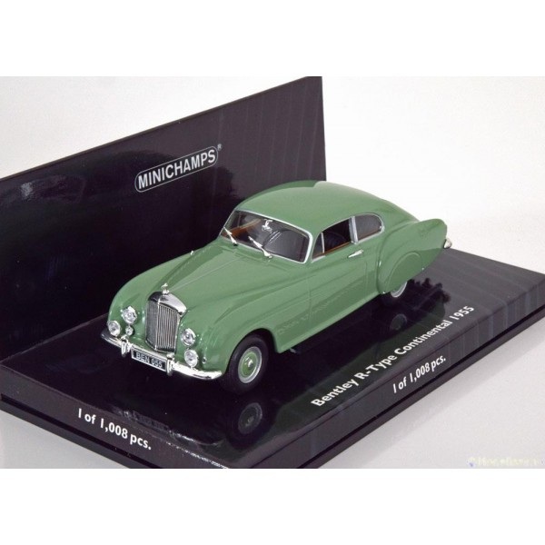 Bentley R-Type Continental 1955