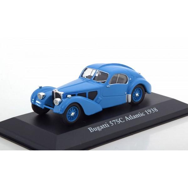 Bugatti 57 SC Atlantic 1938