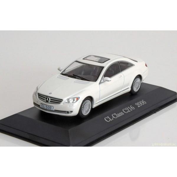 Mercedes CL Klasse C216