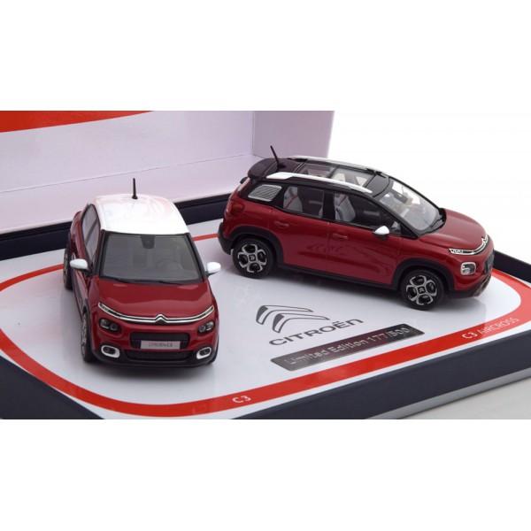 Citroen Modell Set C3 and C3 Aircross