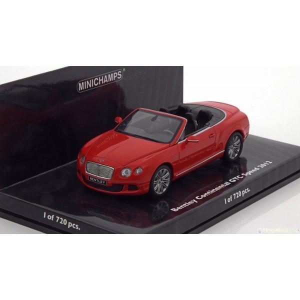 Bentley Continental GTC Speed Convertible