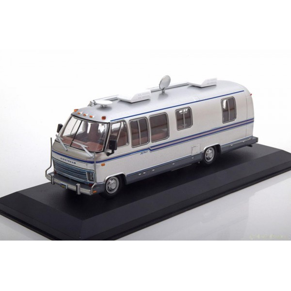 Airstream Excella 280 Turbo Camper Altaya 1:43