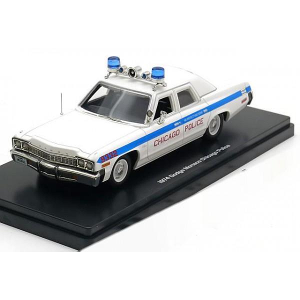 Dodge Monaco Chicago Police