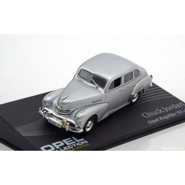 Opel Kapitn Chuck Jordan