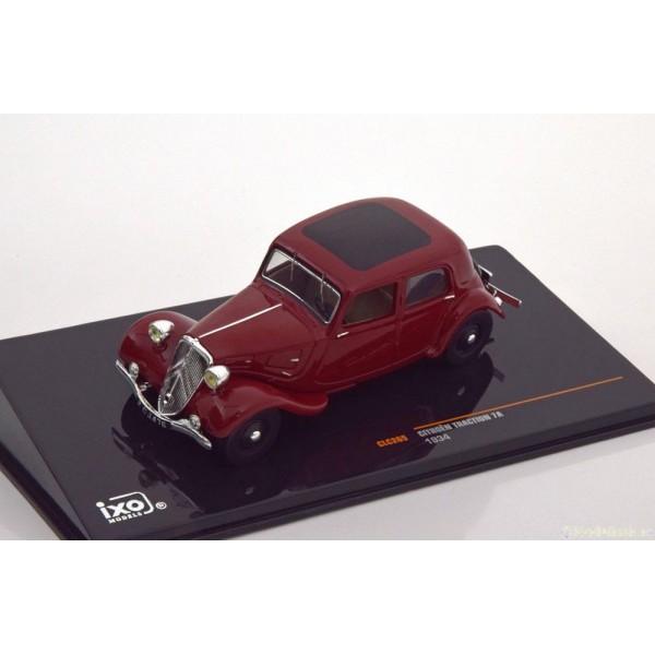 Citroen Traction 7A 1934
