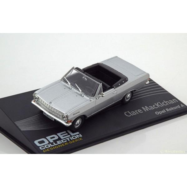 Opel Rekord A Cabrio Clare MacKichan