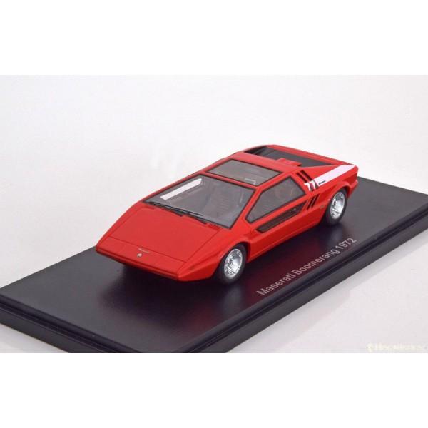 Maserati Boomerang Concept Car