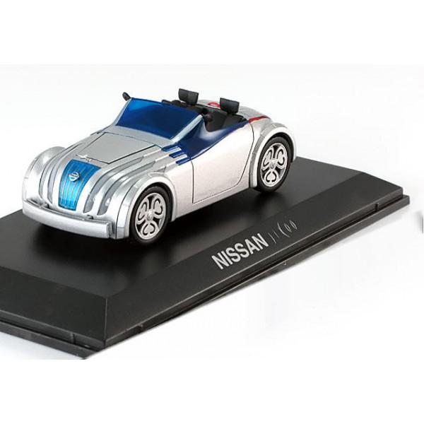 Nissan Jikoo Concept Car