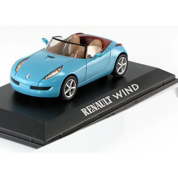 Renault Wind Concept Car