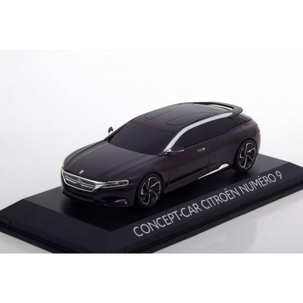 Citroen Numero 9 Concept Car, Salon Peking