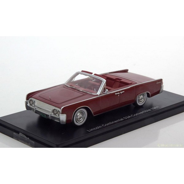 Lincoln Continental 53A Convertible