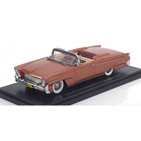 Lincoln Continental MK III Convertible
