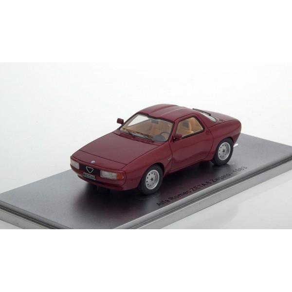 Alfa Romeo Zeta 6 Zagato Coupe