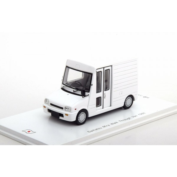 Daihatsu Mira Walk Trough Van 1990