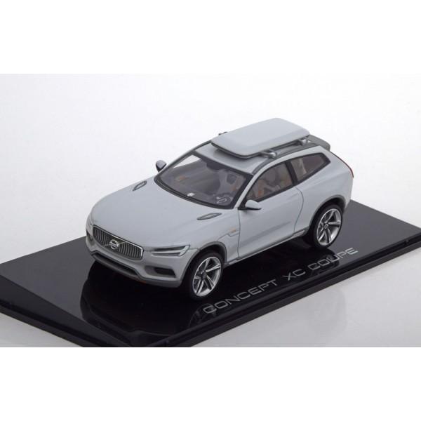 Volvo Concept XC Coupe Detroit Motorshow
