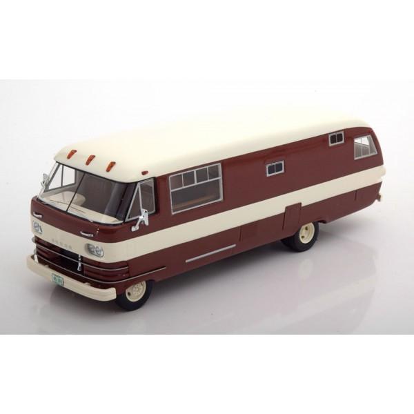 Dodge Travco brown/white