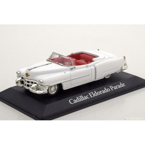 Cadillac Eldorado Parade Dwight D. Eisenhower