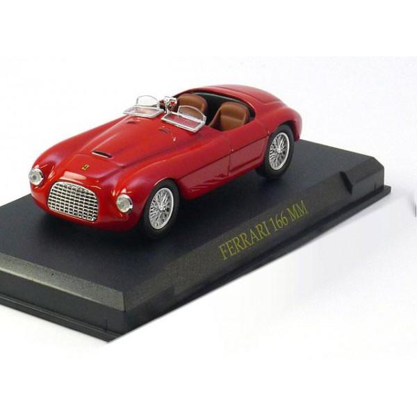 Ferrari 166 MM red