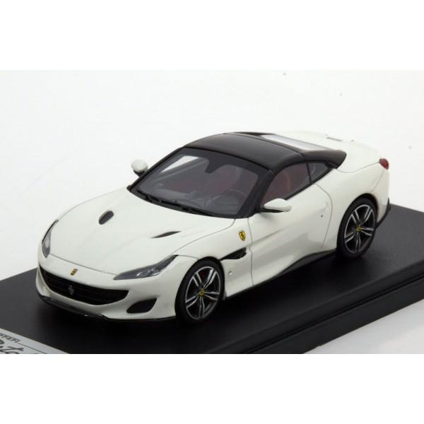 Ferrari Portofino white/black