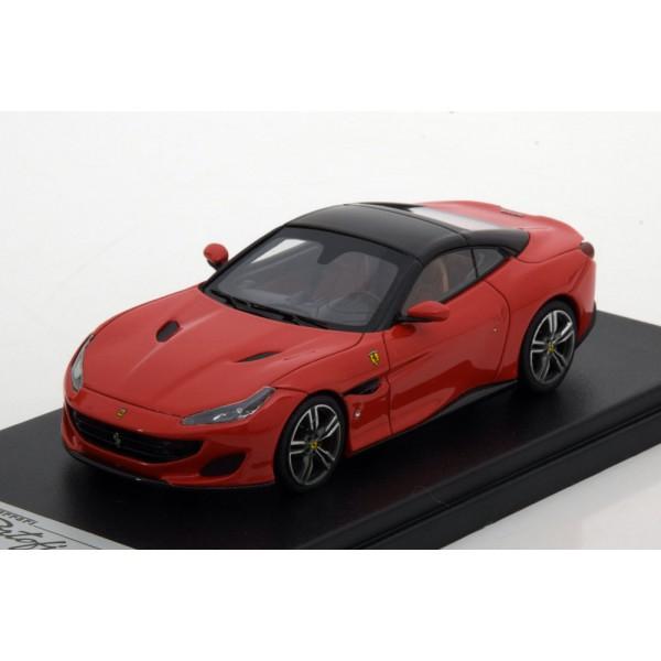Ferrari Portofino scuderia red/black