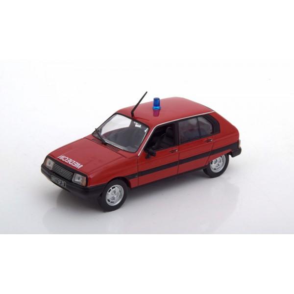 Citroen Visa fire engine