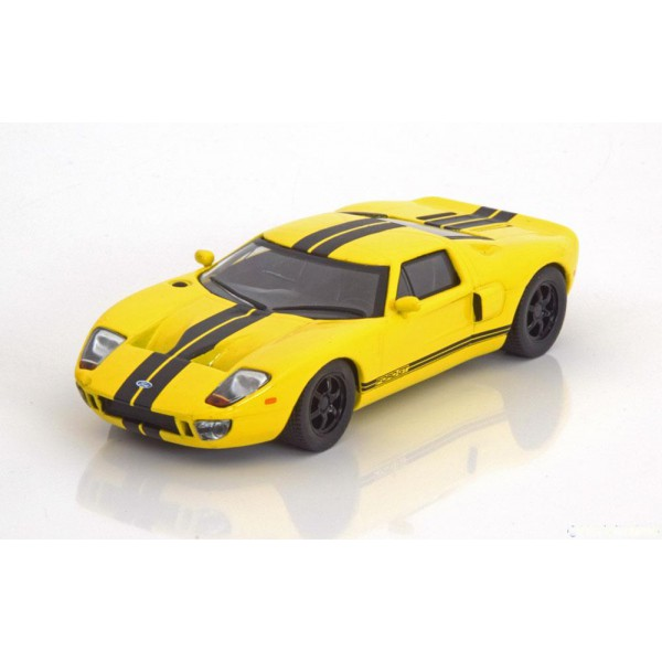 Ford GT yellow/black