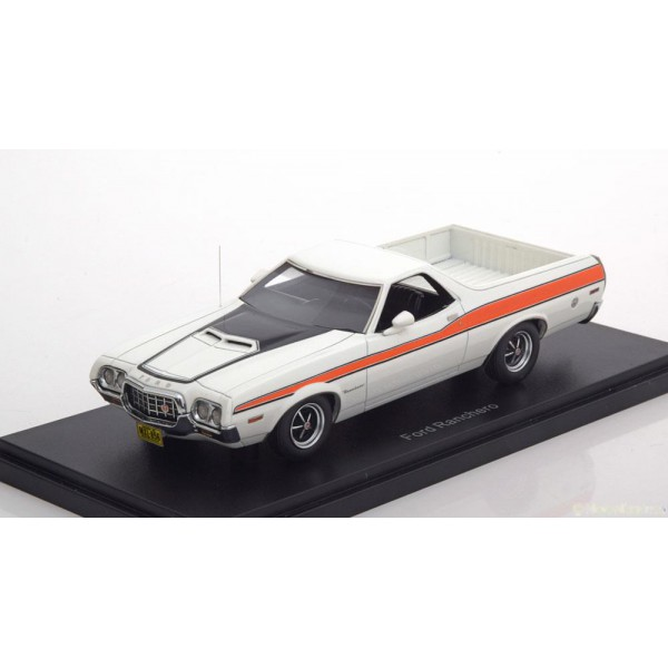 Ford Ranchero GT white/orange