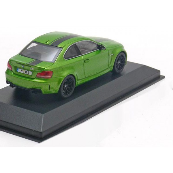BMW 1er M Coupe E82 Green Mamba