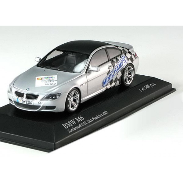 BMW M6 Coupe IAA Frankfurt