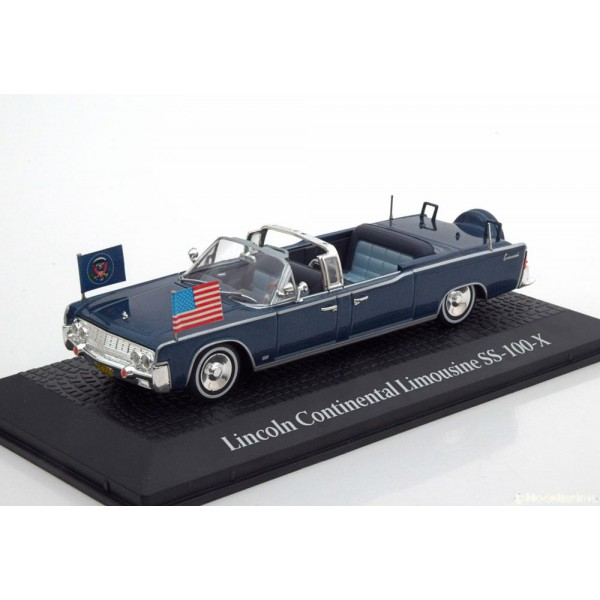 Lincoln Continental Limousine SS-100-X J.F. Kenned...