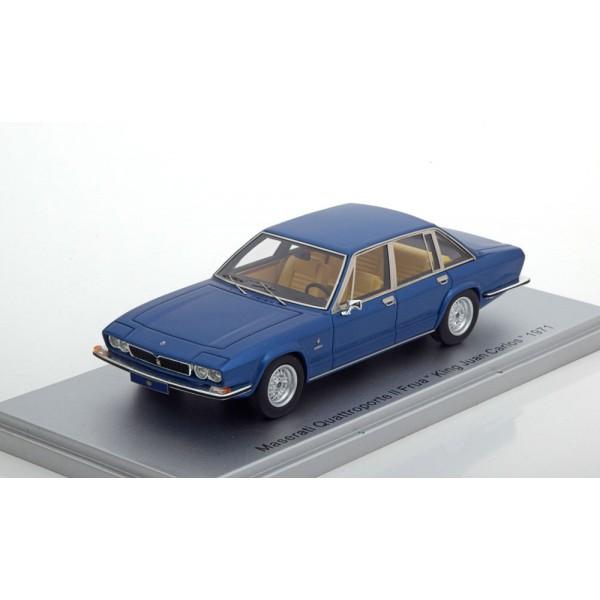 Maserati Quattroporte II Frua King Juan Carlos