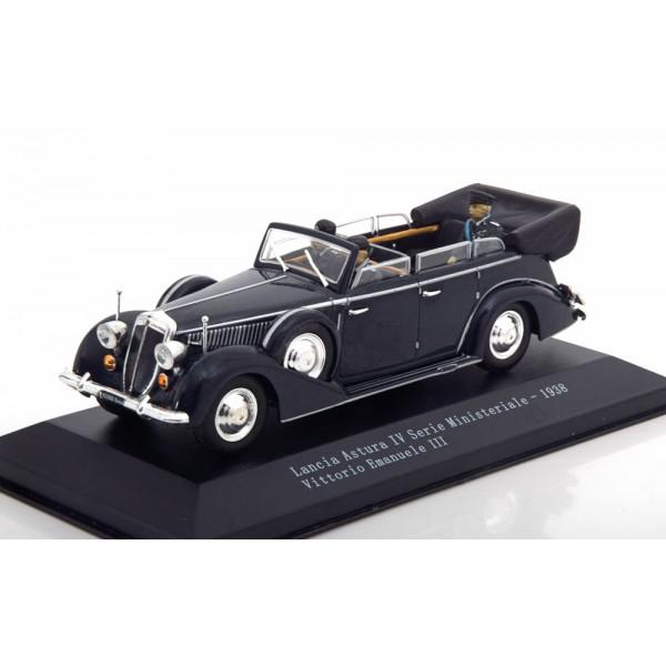 Lancia Astura IV King Vittorio Emanuele 3