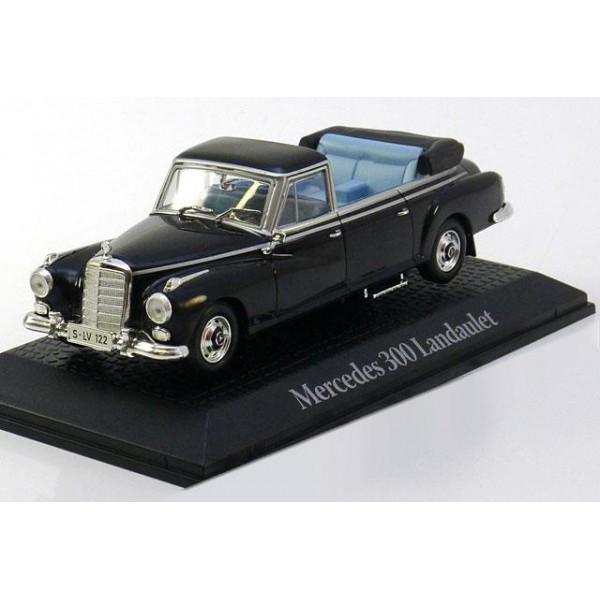Mercedes 300 Landaulet Konrad Adenauer