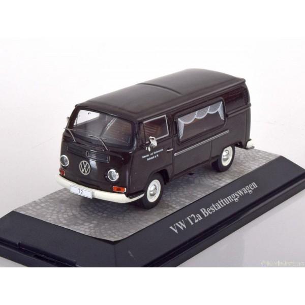 VW Bulli T2a hearse