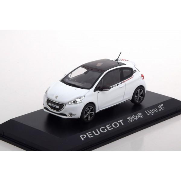 Peugeot 208 Ligne S