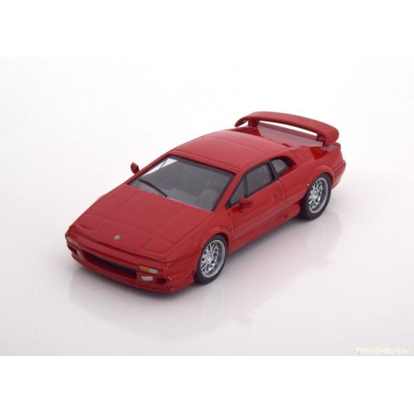 Lotus Esprit V8 rot