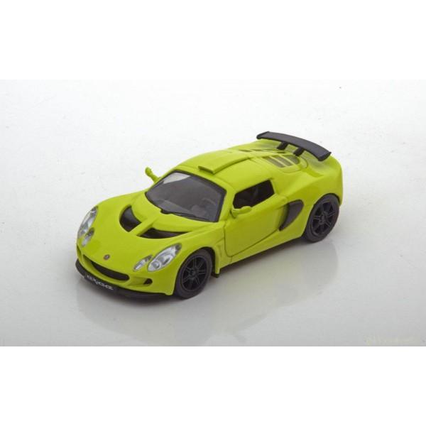 Lotus Exige S2 lightgreen