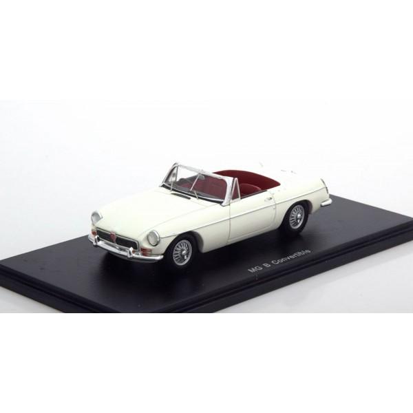 MG Convertible 1966