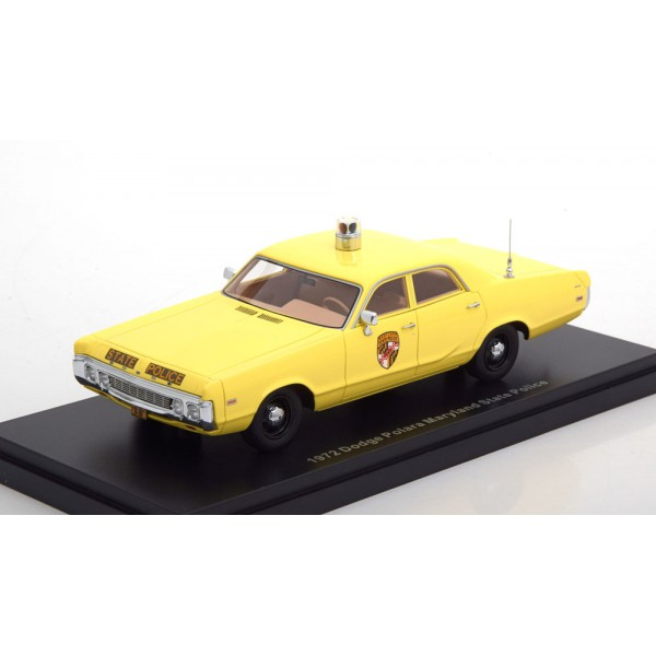 Dodge Polara Maryland State Police