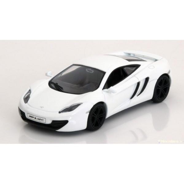 McLaren MP4-12C white