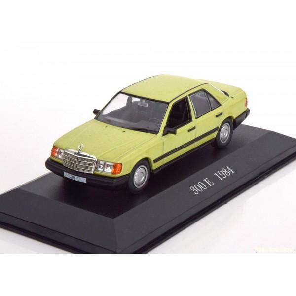 Mercedes 300 E W124 1984