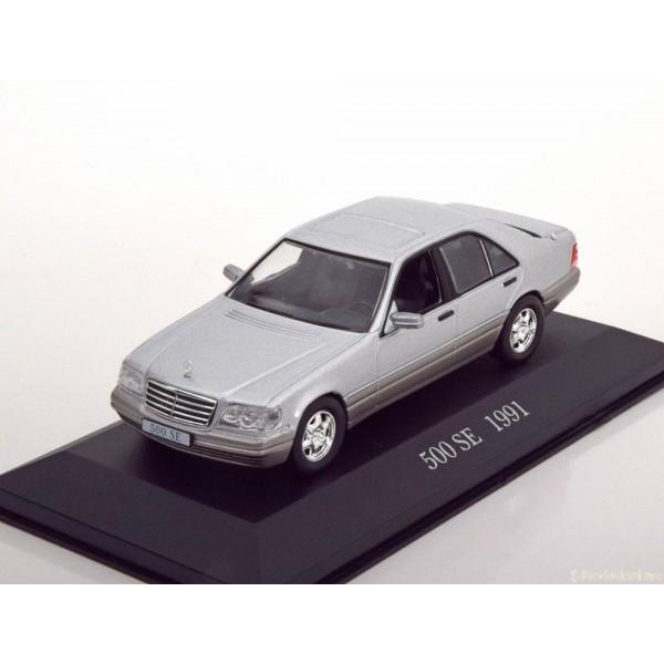Mercedes 500 SE W140 1991