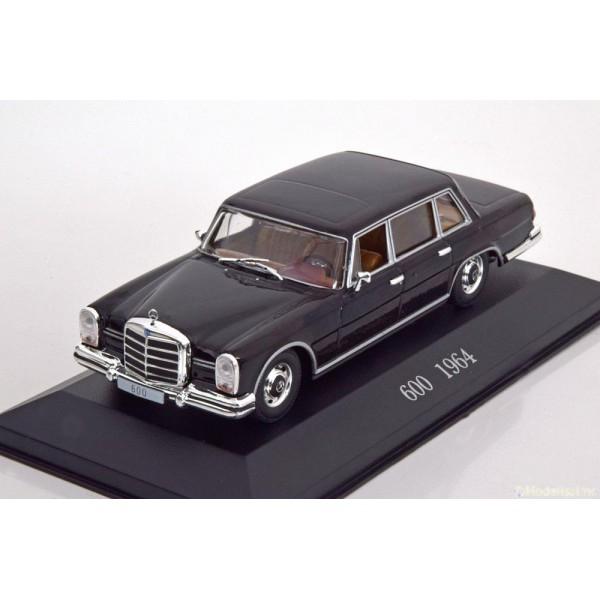 Mercedes 600 W100 1964