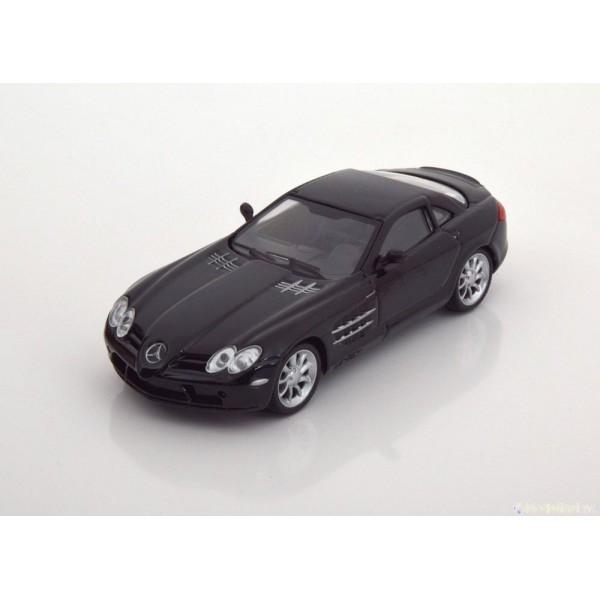 Mercedes McLaren SLR black