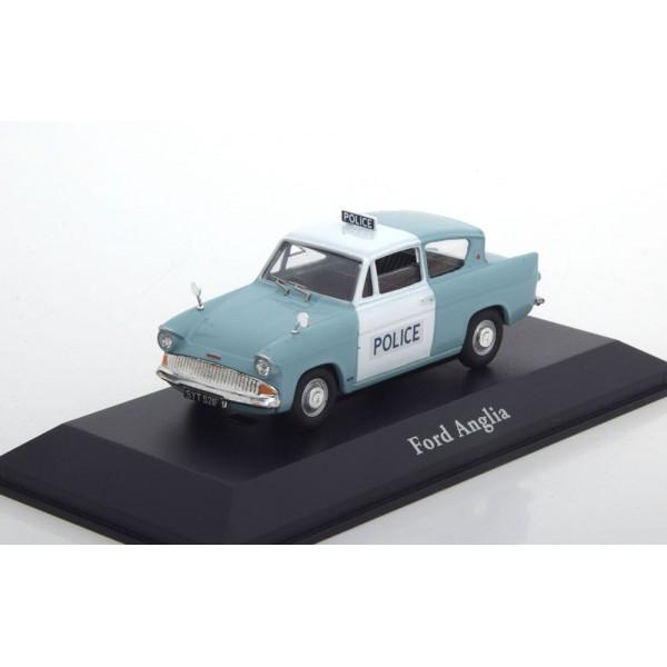 Ford Anglia Metropolitan Police